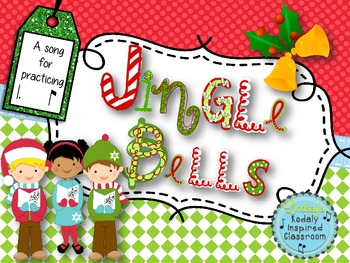 Jingle Bells: a Christmas song for practicing tam ti