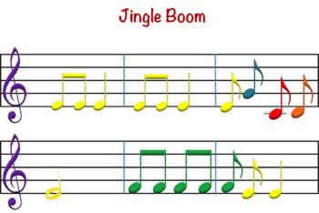Jingle Boom (White Background)