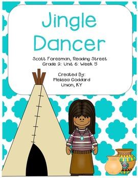 Jingle Dancer : Reading Street : Grade 2
