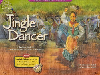 """Jingle Dancer"" brought to life through animations"