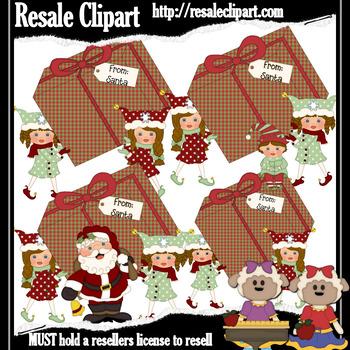 Jingle Girls Packeage brunette