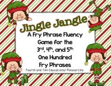 Jingle Jangle: Fry Phrase Game for Bigger Kids