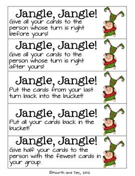 Jingle Jangle: Fry Phrase Game for Bigger Kids
