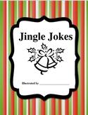 Jingle Jokes for Handwriting and Reading Comprehension at Christmas