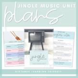 Jingle Music Unit Plans | Lesson Plans, Printables & Distance Learning Friendly