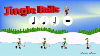 Jingle bells Rhythm practice