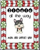 Jingle the Husky Pup! Math and Literacy Unit {First Grade}