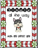 Jingle the Husky Pup! Math and Literacy Unit {First Grade}