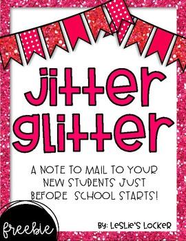 Jitter Glitter FREEBIE