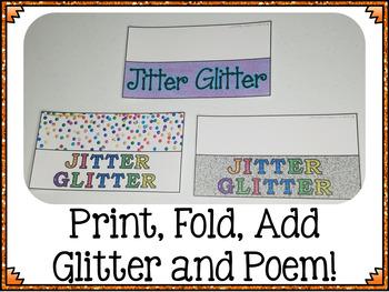 Jitter Glitter FREEBIE - Back to School