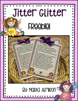 Jitter Glitter - Freebie for the month of August