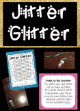 Jitter Glitter Poem and Necklaces