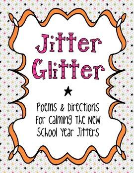 Jitter Glitter Poems for First Grade