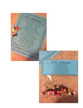 Jitter Jellybeans: Meet The Teacher Night Treats!