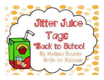Jitter Juice Tags! {Freebie}