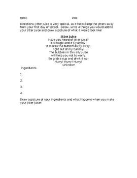 Jitter Juice recipe