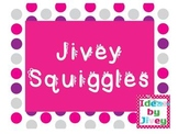 Jivey Squiggles Font