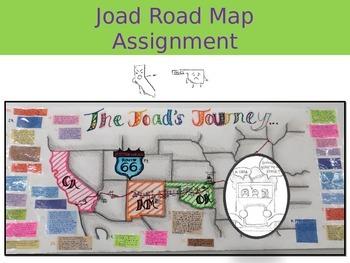 Joad Road Map