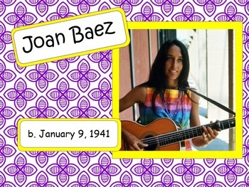 Joan Baez: Musician in the Spotlight