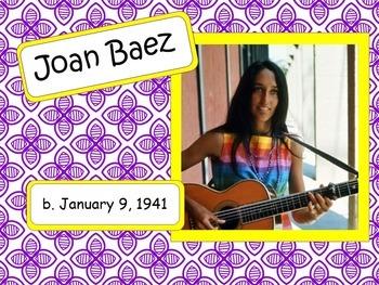 Joan Baez: Musician in the Spotlight