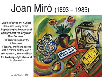Joan Miro PPT, 5-12