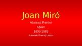 Joan Miro Powerpoint