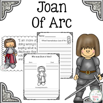 Joan of Arc for Primary Grades