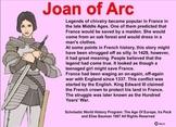 Joan of Arc New - Bill Burton