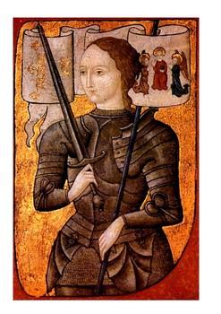 Joan of Arc Crossword