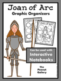 Joan of Arc Graphic Organizers/One-Pagers