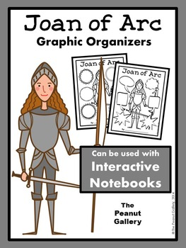 Joan of Arc Graphic Organizers