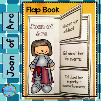 Joan of Arc Writing