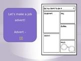 Job Advert Project