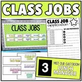 Class Jobs {EDITABLE}