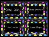 Class Jobs Cards