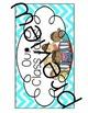 Classroom Jobs - Chevron Doodle