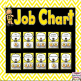 Job Chart - Bee Theme