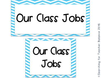 Job Chart [Chevron]