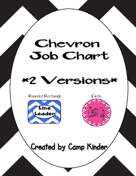 Job Chart- Chevron