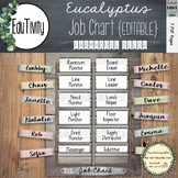 Job Chart {Farmhouse Decor} EDITABLE