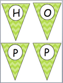 "Job Chart ""Hoppy Helpers"" (Frogs)"