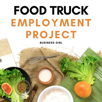 Job Descriptions and Interviews (Compatible with Food Truck Project)