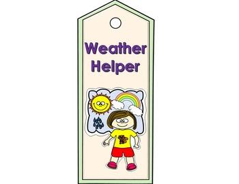 Job Helper Signs (download)
