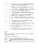 Job Hunting Etiquette Quiz