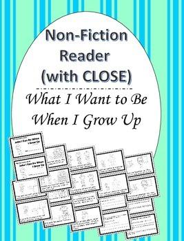 Job I Can Do-Nonfiction Close Reader