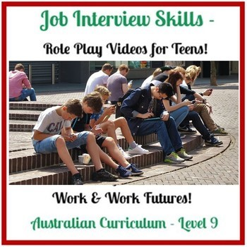 Job Interview Skills - Includes Role Play Videos