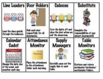 Job Labels
