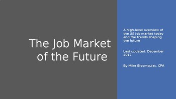 Job Market Of The Future (Free Preview)