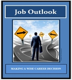Career Readiness, JOB OUTLOOK, CAREER OUTLOOK, Employment, Career Exploration