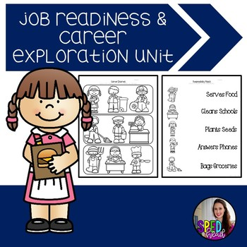 Job Readiness and Career Exploration Vocational Unit